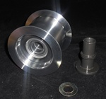 3.00'' Idler Pulley Assembly