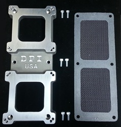 DPI 2X4 CARB PLATE ASSEMBLY